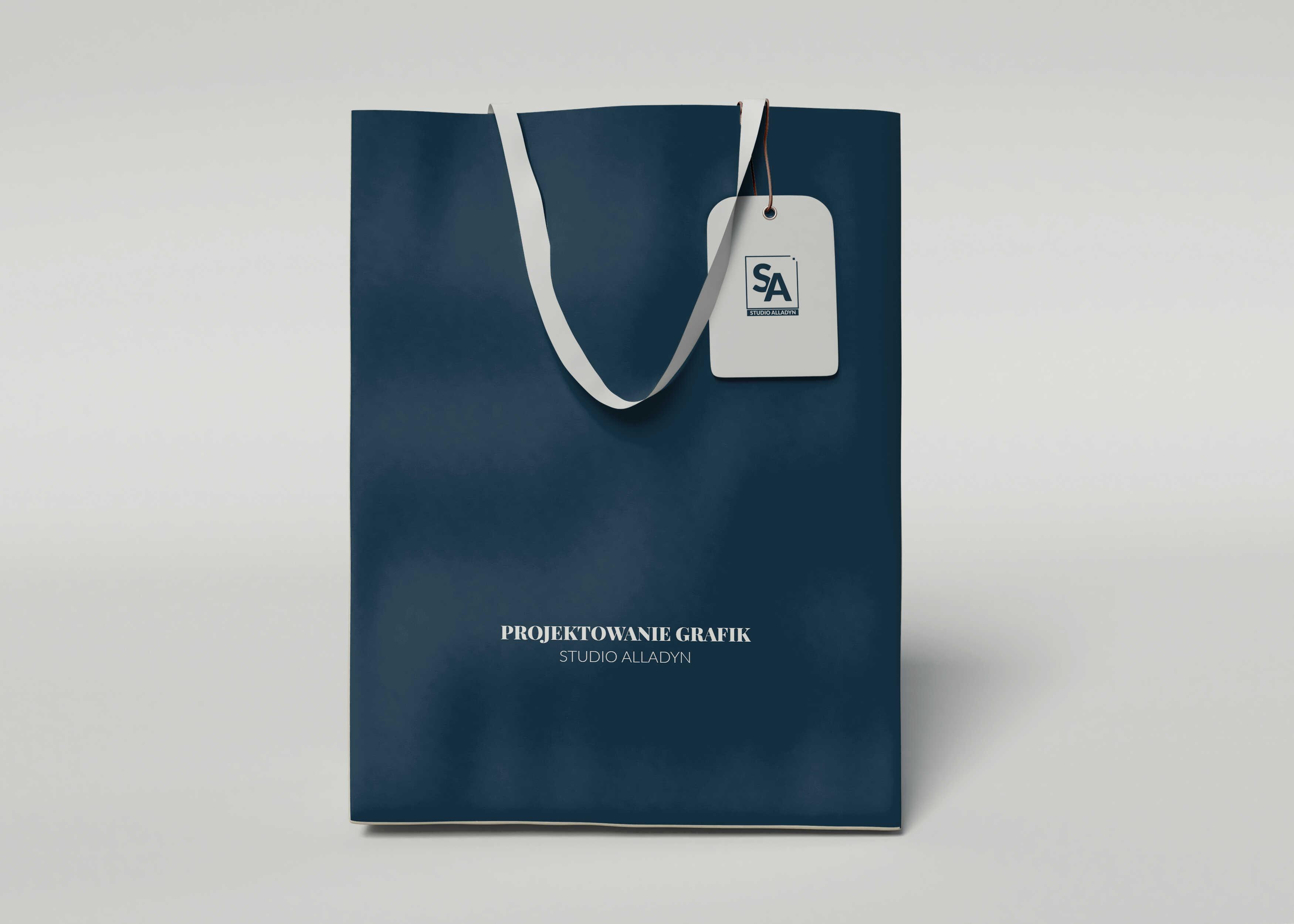 torba firmowa z logo